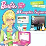 Barbie Computer Engineer Book