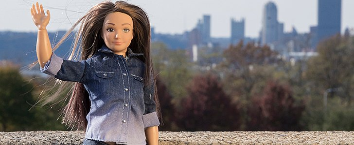 This Real-Girl Doll Comes With Stretch Marks, Acne, and Cellulite