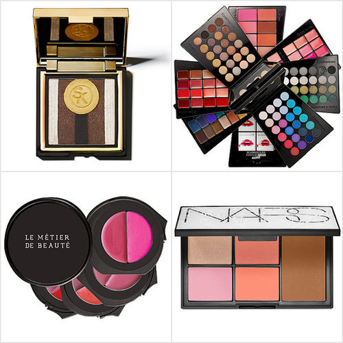 Holiday Makeup Palettes 2014