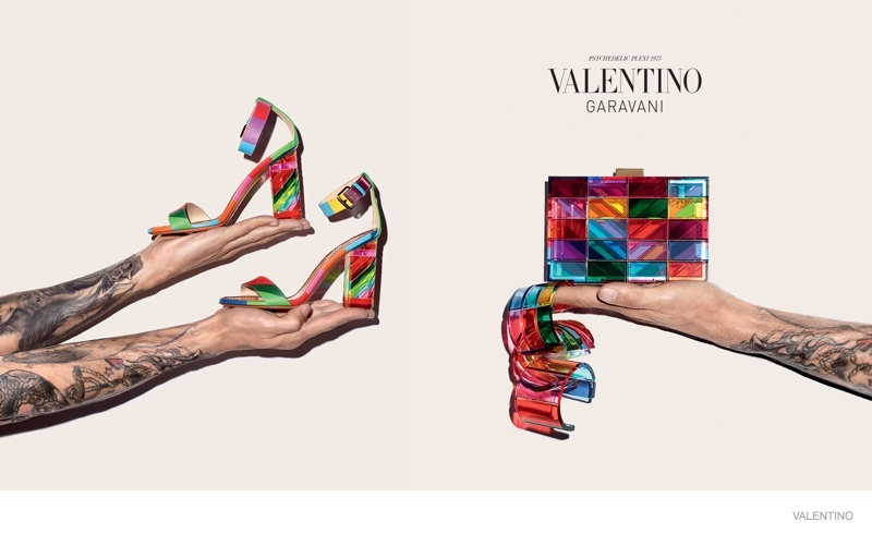 Valentino Resort 2015 Accessories Terry Richardson