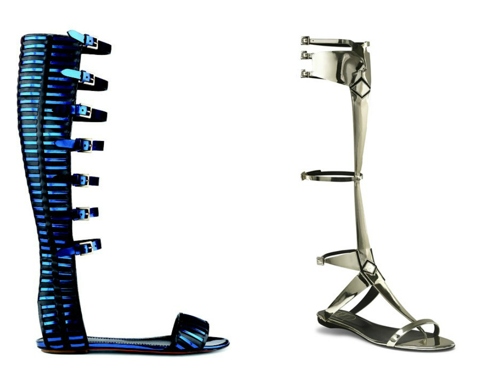 Gladiator Shoes Spring 2015