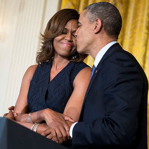 Best Obama Family Pictures 2014