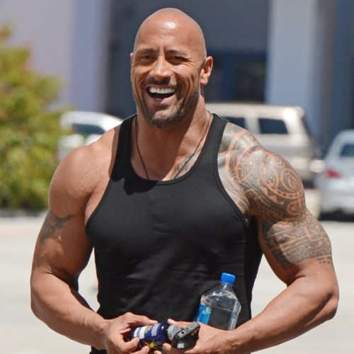 "Hottest Pictures of Dwayne ""The Rock"" Johnson"