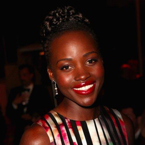 Lupita Nyong'o's SAG Awards Afterparty Dress