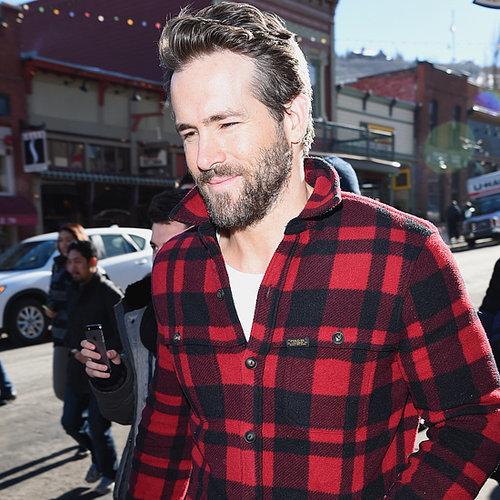 Ryan Reynolds at the Sundance Film Festival 2015