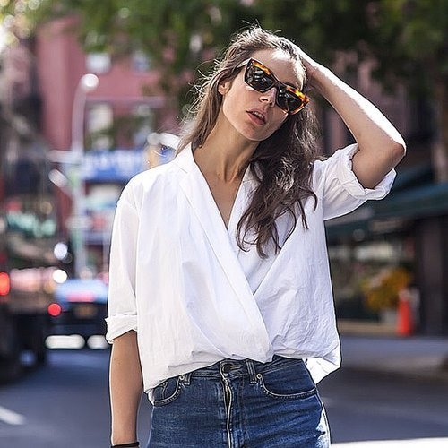 This Styling Trick Is About to Become the Next Big Thing For Button-Downs