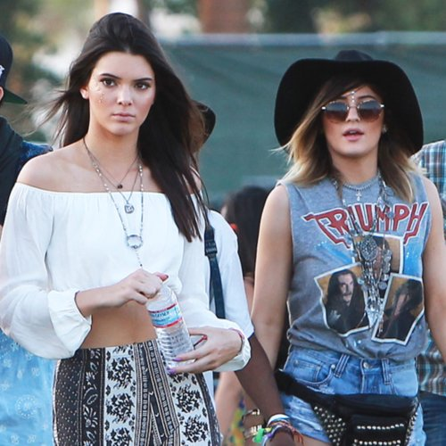 Kendall and Kylie Jenner Topshop Collaboration