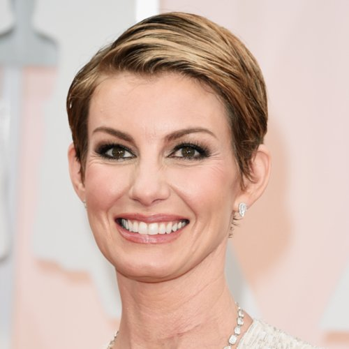Faith Hill and Tim McGraw Hair at the Oscars 2015