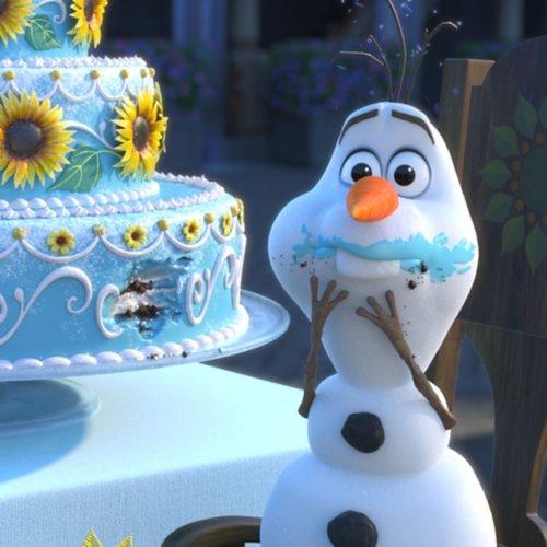Preview of Disney's Frozen Fever