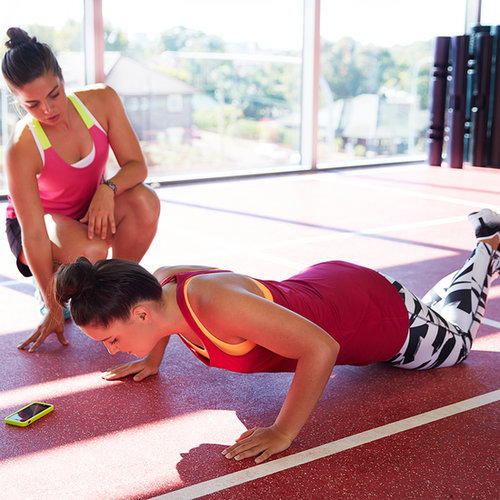 Real Girl Get Lean Workout Diary