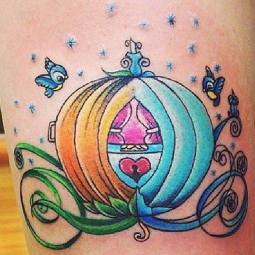Cinderella Tattoos