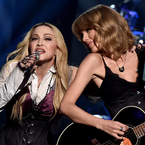 Madonna and Taylor Swift at iHeartRadio Awards | Pictures