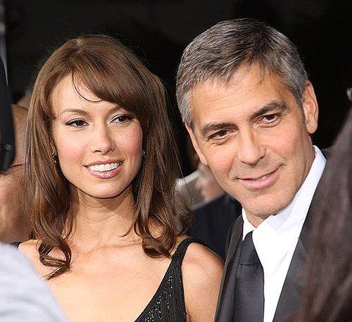 Which of Clooney's trophy girlfriends is prettier?