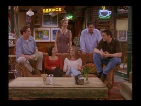 Friends Bloopers season 4
