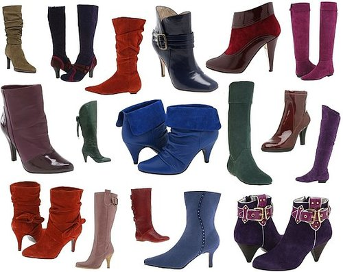 Do you think this weeks trend [Suede Boots] are practical for the British winter?