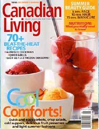 Canadian Living Magazine!!