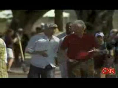 Brad Pitt & Bill Clinton @ Make it Right Nola
