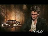 Twilight Cast Talks to Yahoo Movies