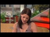 Ashley Greene on the Bonnie Hunt show