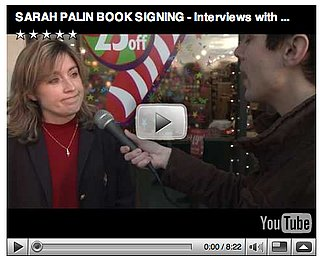 Funny Video! Palin Fans Explain Support!