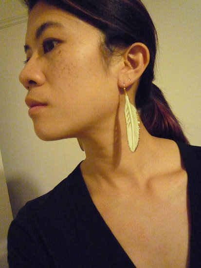 new earring