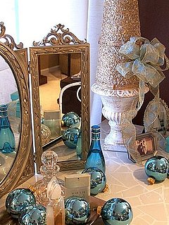 Holiday Dressing Table