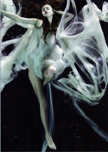 Water Ballerina