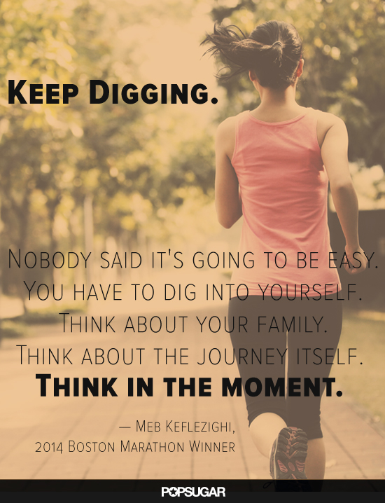 motivational quotes for marathon running quotesgram