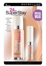 Doing Drugstore: Maybelline SuperStay 24hr Makeup and Concealer