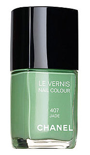 Chanel Jade Green Nail Polish Duplicates 2009-10-20 07:00:24