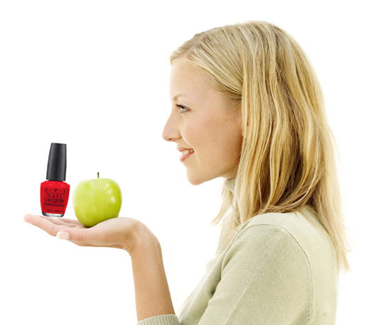 Bobbing For Apples: 15 Apple-Inspired Nail Polishes