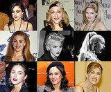 Madonna Hair Timeline