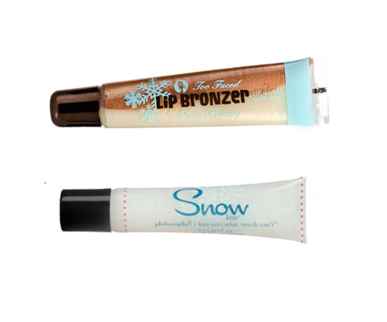 Snowy Lip Glosses