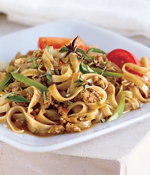 Fast, Easy Recipe for Drunken Noodles