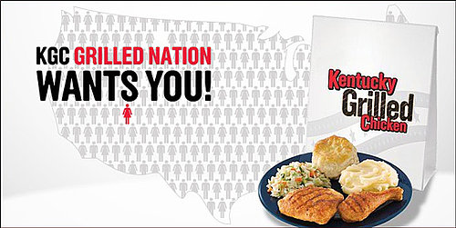 KFC Giving Away Free Chicken on Monday, Oct. 26