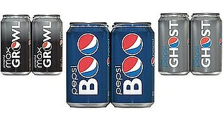 Pepsi's Limited Edition Halloween Cans