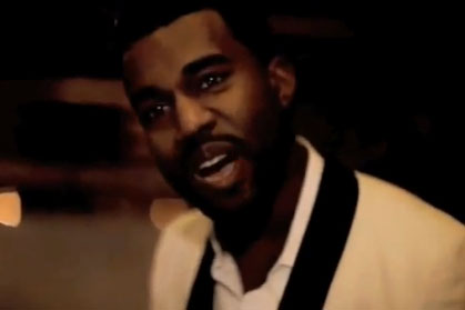 "Video of Kanye West and Spike Jonze's ""We Were Once a Fairytale"""