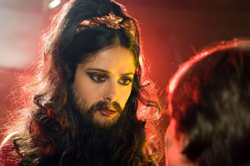 The Bearded Lady, Cirque Du Freak