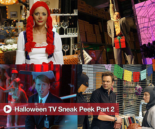 Photos From Upcoming Halloween TV Episodes of The Office, Community, Parks and Recreation, and 30 Rock