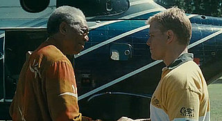 Video Trailer of Matt Damon and Morgan Freeman in Nelson Mandela Biopic Film Invictus 2009-10-28 12:30:12
