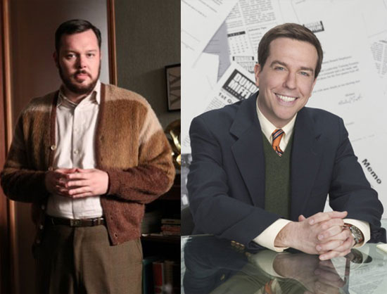 Paul Kinsey = Andy Bernard