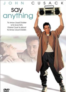 Say Anything 20th Anniversary Edition Released on DVD