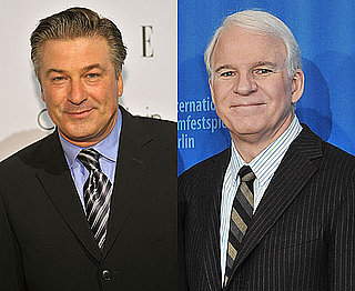 Alec Baldwin and Steve Martin to Host the 2010 Oscars Together