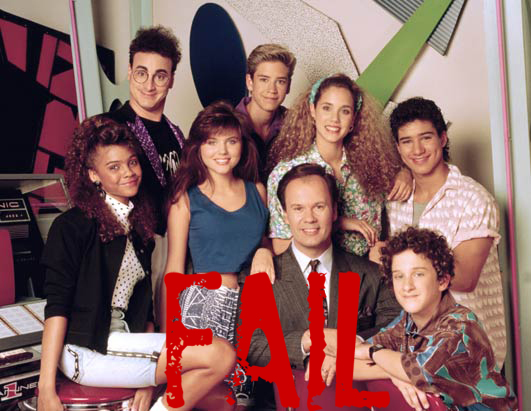 Saved by the Bell — Fail