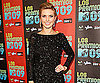 Slide Photo of Audrina Patridge at MTV Los Premios