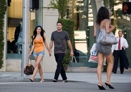 Photos of Brody Jenner and Jayde Nicole in LA