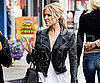 Slide Photo of Kristin Cavallari Filming The Hills 2009-10-16 08:30:00