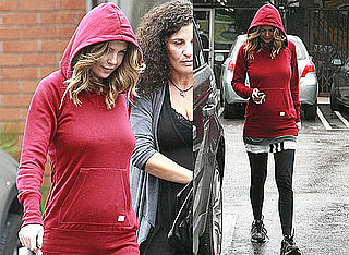 Photos of Ellen Pompeo Attending Yoga In LA