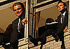 Photos of Leonardo DiCaprio Filming Inception in LA 2009-10-23 09:18:52