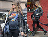 Photos of Gisele Bundchen Walking Around NYC